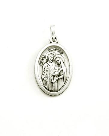 Holy Family - Holy Spirit Medal - Front