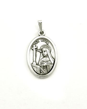 St. Rita Medal - Front