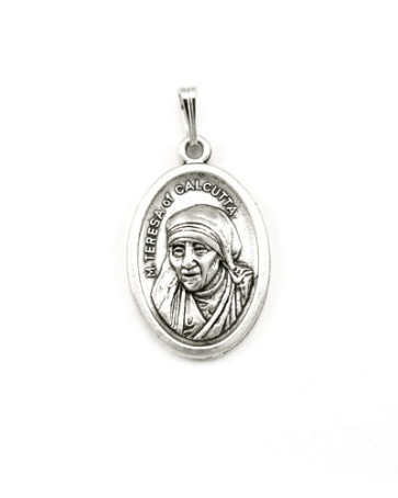 Mother Teresa Medal - Front