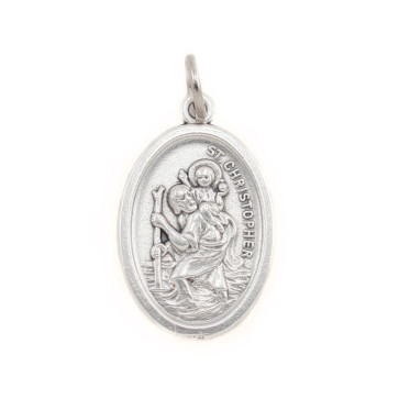 Our Lady of Medugorje Medal - Front