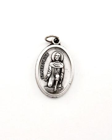 St. Peregrine Catholic Medal