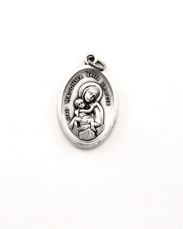 Our Lady of Grace Catholic Medal