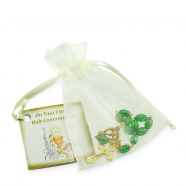 First Communion Decade Rosary