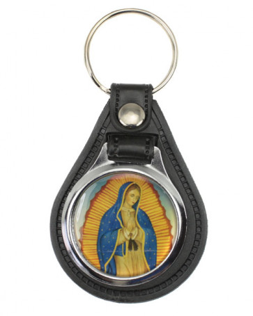 Lady of Guadalupe Keychain