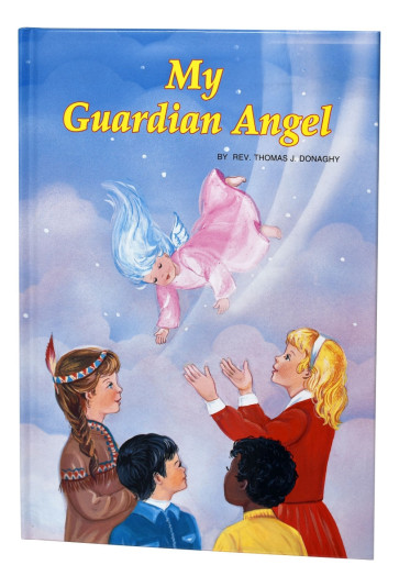 My Guardian Angel Children's Christian Catholic Book