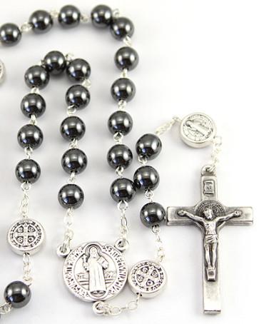 St. Benedict Hematite Catholic Rosary