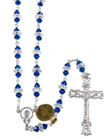 Swarovski Crystal Beads Catholic Rosary