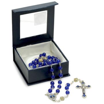 Jade Stone Beads Rosary