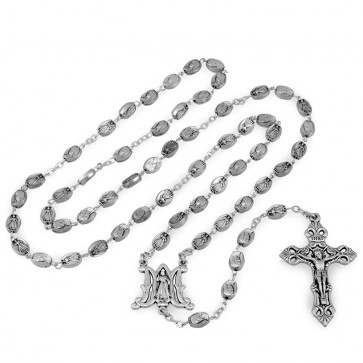 Ornate Divine Mercy Rosary