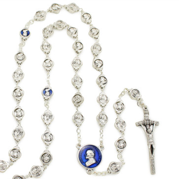 John Paul II Catholic Rosary Gift Set
