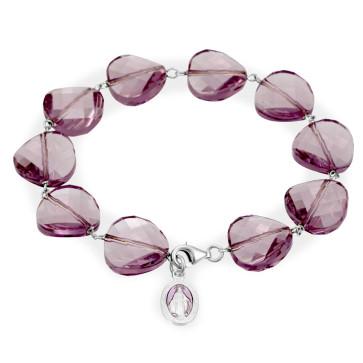 Crystal Beads Rosary Bracelet