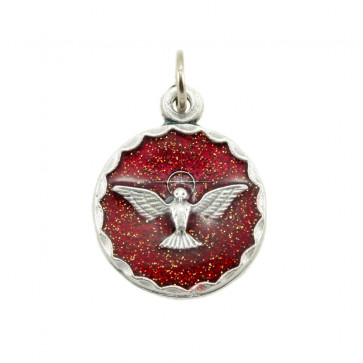 Holy Spirit Red Medal