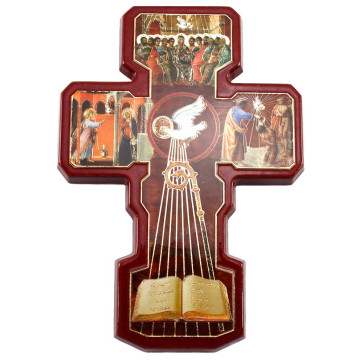 Catholic Wall Confirmation Cross