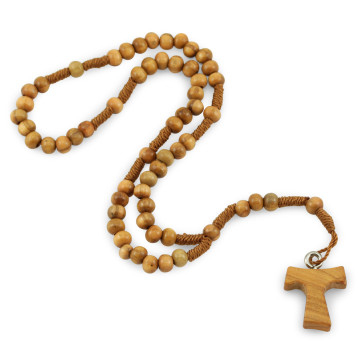 Olive Wood Catholic Catholic Rosary