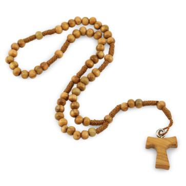 Olive Wood Catholic Catholic Rosary