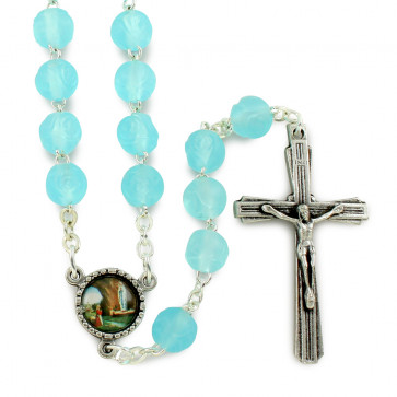 Rosebud Scented Beads Rosary