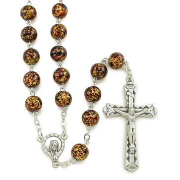 Puntinato Beads Rosary