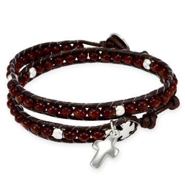 Adjustable Rosary Bracelet