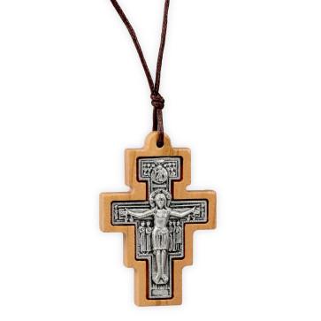 San Damiano Crucifix Pendant