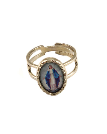 Our Lady of Grace Catholic Ring