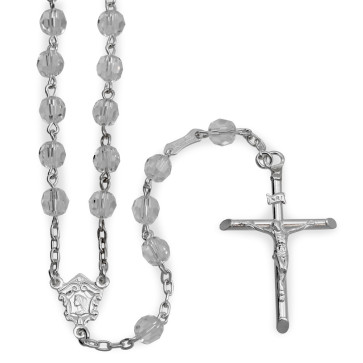 Swarovski Beads Catholic Rosary