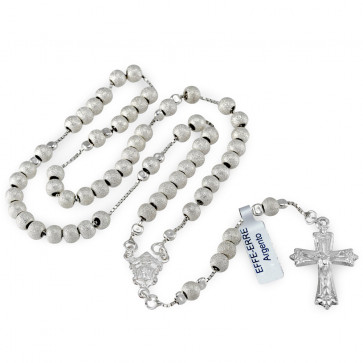 Diamond Dust Beads Rosary
