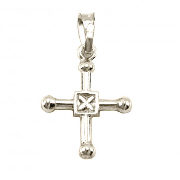 Pendent Sterling Silver Cross
