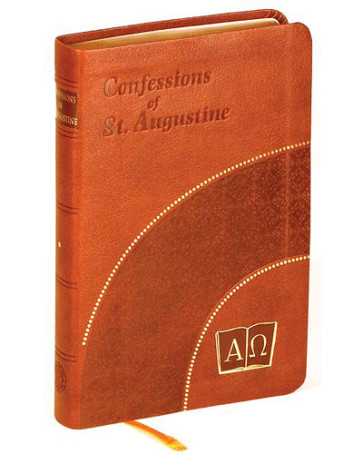 Confessions of St. Augustine Book