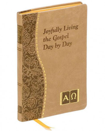 Joyfully Living The Gospel Day by Day Book