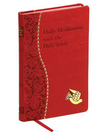 Daily Meditations with the Holy Spirit - Catholic Book