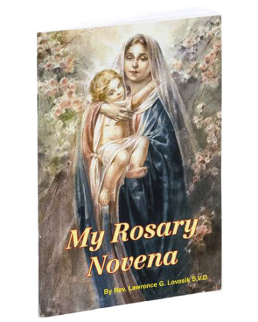 My Rosary Novena Booklet Catholic Book
