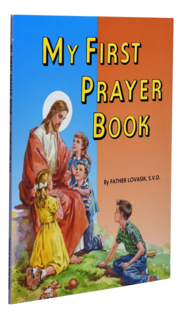 My First Prayer Catholic Book