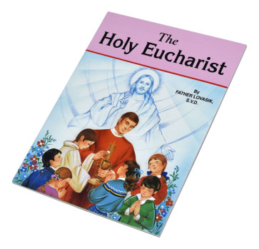 The Holy Eucharist Catholic Book