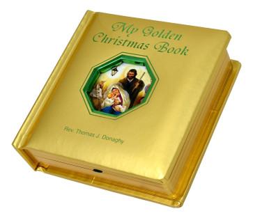 My Golden Christmas Catholic Book