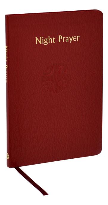 Night Prayers Catholic Book