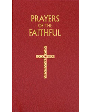 Prayers of the Faithful Catholic Book