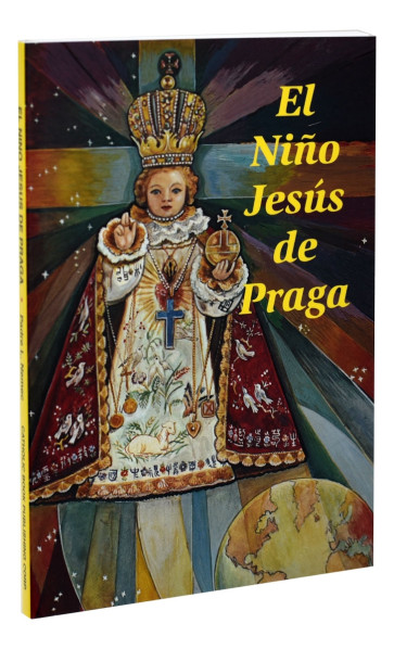 El Niño Jesus De Praga Folleto Catholic Booklet