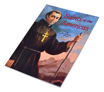 Saints of The Americas Catholic Book