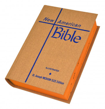 St Joseph New American Bible Student Edition