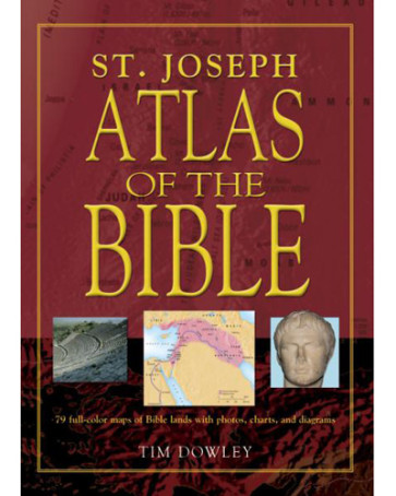 St. Joseph Atlas of the Catholic Bible
