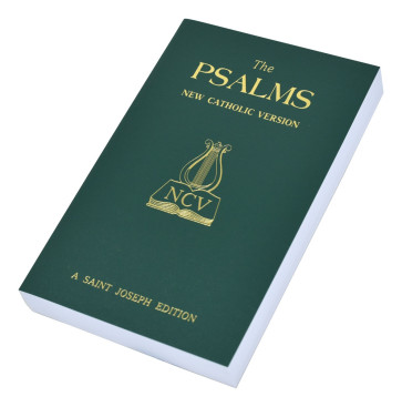 The Psalms, New Catholic Version Book