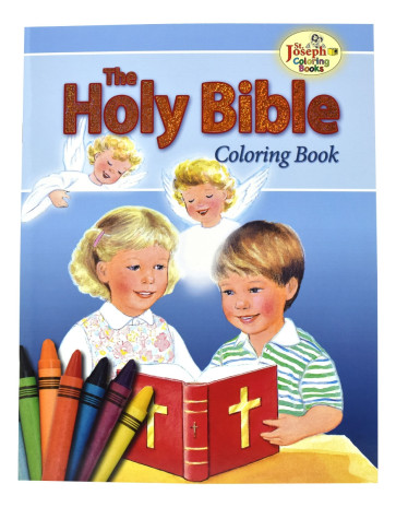 Coloring Books About the Holy Bible