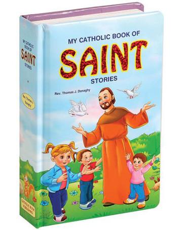 My Catholic Books of Saint Stories