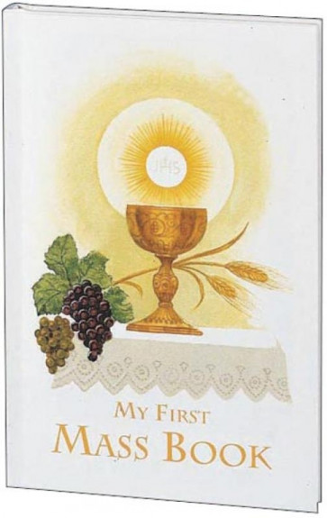 Catholic Mass Book for Girls -  Eucharist Edition