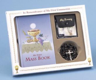 Mass Classic Box Set for Boys - Eucharist Edition