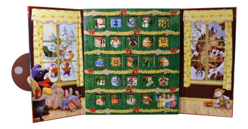 Christmas Advent Calendar for Children