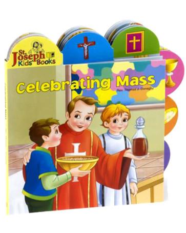 Celebrating Mass Catholic Book