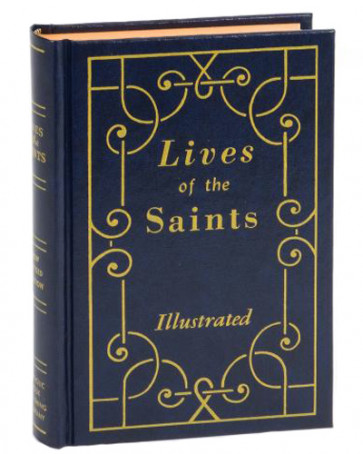 Lives of the Saints Illustrated - Volume 1 Books