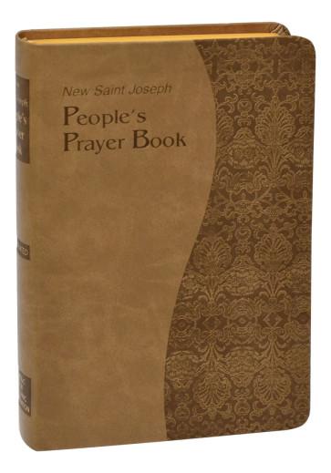 St Joseph People's Prayer Catholic Book