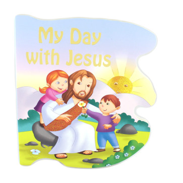 My Day with Jesus Catholic Book